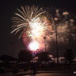 Independence Day Fireworks 2014